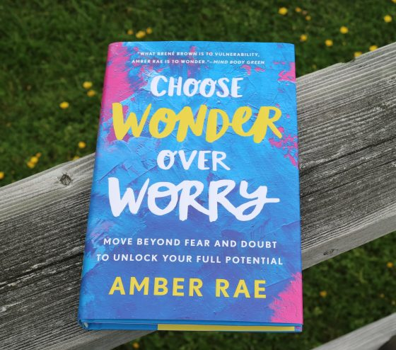 review of wonder over worry the book of amber rae
