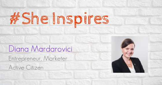 interview of Diana Mardarovici