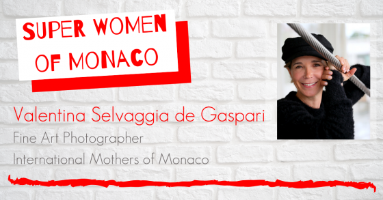 featuring image of the podcast episode of super women of monaco with valentina selvaggia de gaspari