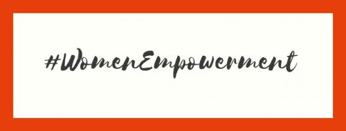 hashtag Women Empowerment